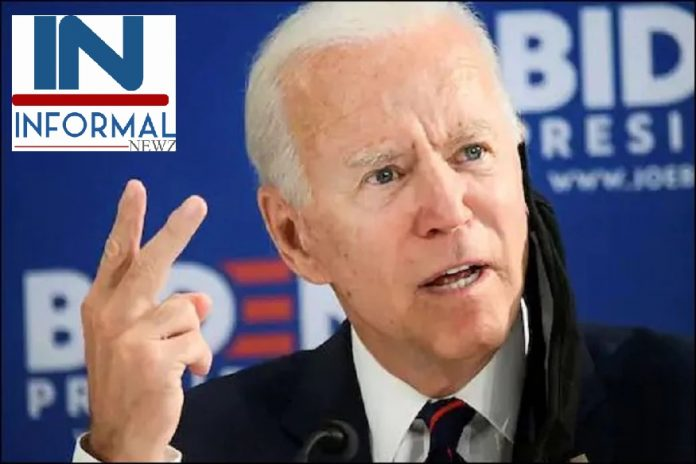 Two-state solution the only answer says Biden