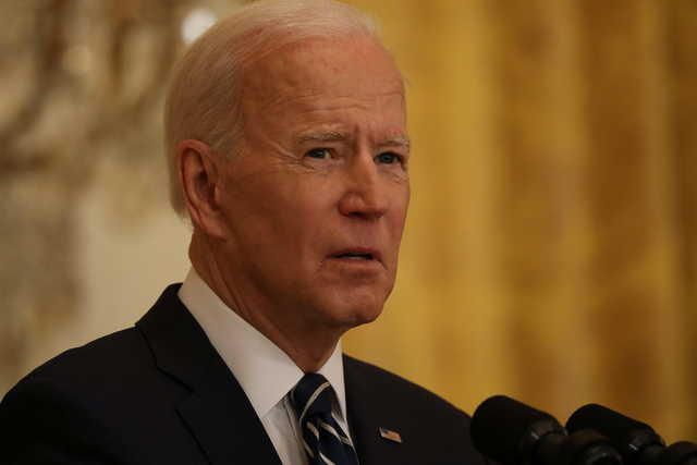 When asked a question on Chinese financial aid to Taliban, Joe Biden gave this answer