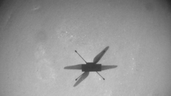 NASA Ingenuity Mars helicopter soars past 1 mile mark in 10th flight over Red Planet